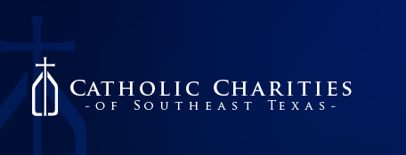 Catholic Charieties of Southeast Texas Logo-Banner